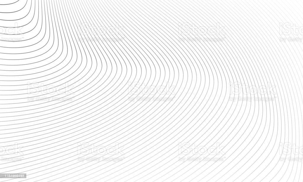 線條的灰色圖案。 - 免版稅全畫面圖庫向量圖形
