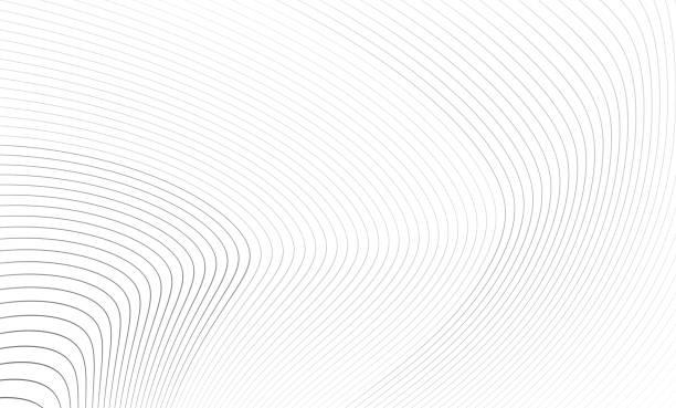 bildbanksillustrationer, clip art samt tecknat material och ikoner med det grå mönstret av linjer. - på rad