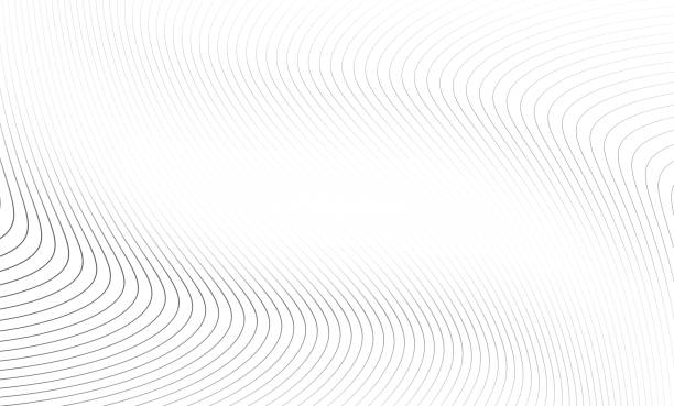 the gray pattern of lines. Vector Illustration of the gray pattern of lines abstract background. EPS10. 花粉症 stock illustrations