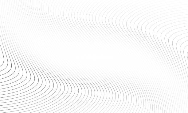 the gray pattern of lines. Vector Illustration of the gray pattern of lines abstract background. EPS10. 一本道 stock illustrations