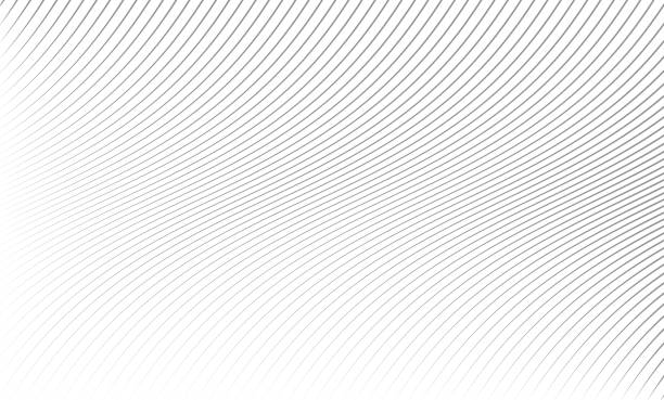 The gray pattern of lines. Vector Illustration of the gray pattern of lines abstract background. EPS10. in a row stock illustrations