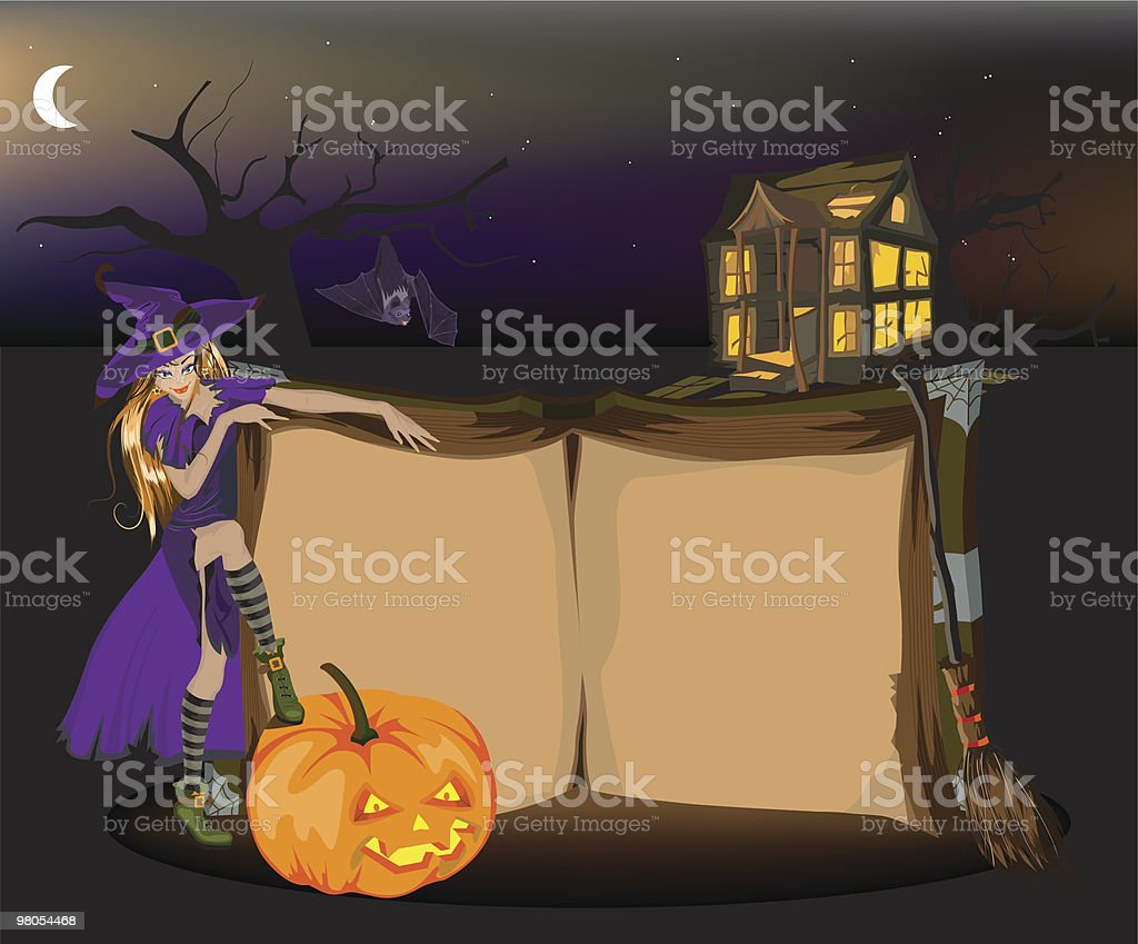 The halloween royalty-free the halloween stock vector art & more images of adult