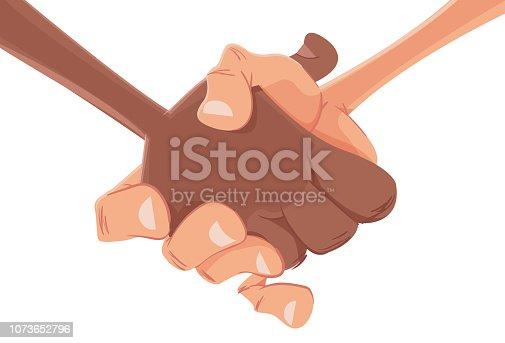 istock The handshake 1073652796