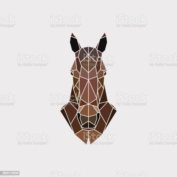 The head of a wild horse mustang in a manner of polygonal graphics vector id683016838?b=1&k=6&m=683016838&s=612x612&h=0oq5uajj5wxdq opub4snf6aug4 az60fv0h119raxq=