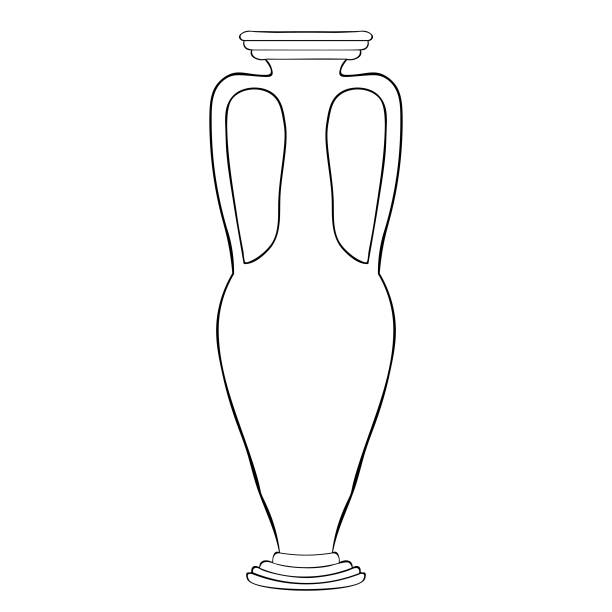 Royalty Free Greek Pottery Clip Art Vector Images Illustrations