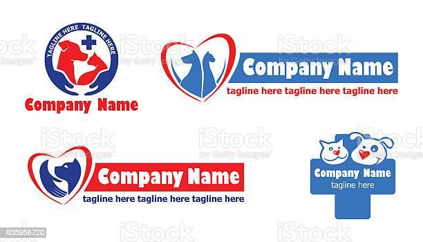 The logo of the veterinary clinic with a dog and a cat vector id635956720?b=1&k=6&m=635956720&s=612x612&h=hrjon7bzviqapnfonyo0uumi9mzjnqyo wxepzfyqqw=