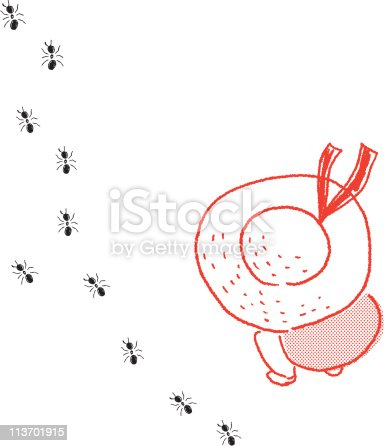 istock The march of ant 113701915