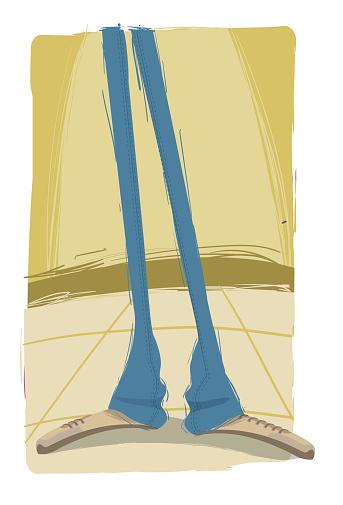 The Men's Legs