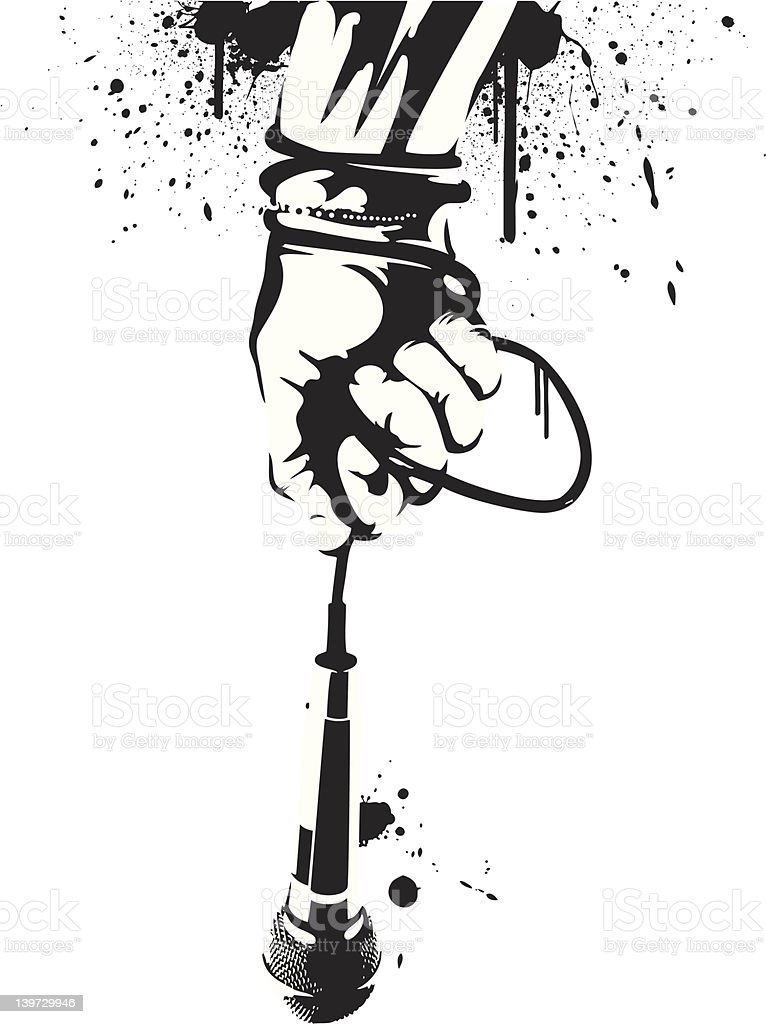 the mic is mine stock vector art amp more images of city