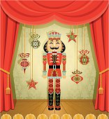 An Old Fashioned Nutcracker Christmas Play.