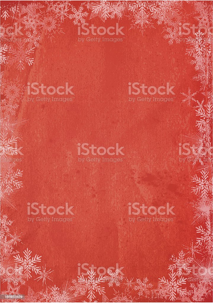 The old Christmas paper with snowflakes royalty-free the old christmas paper with snowflakes stock vector art & more images of abstract