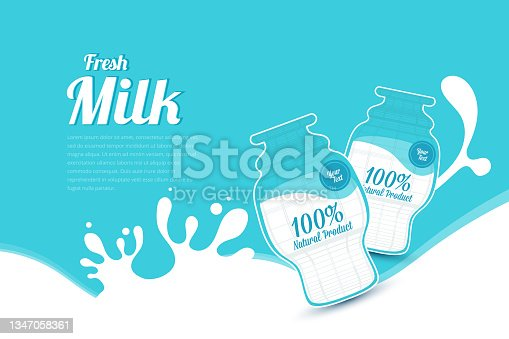 istock The original concept poster to advertise milk 1347058361