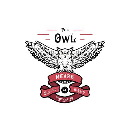 The OWL. Handmade