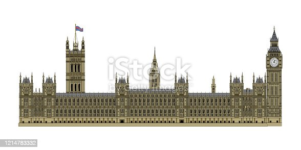 istock The Palace of Westminster 1214783332