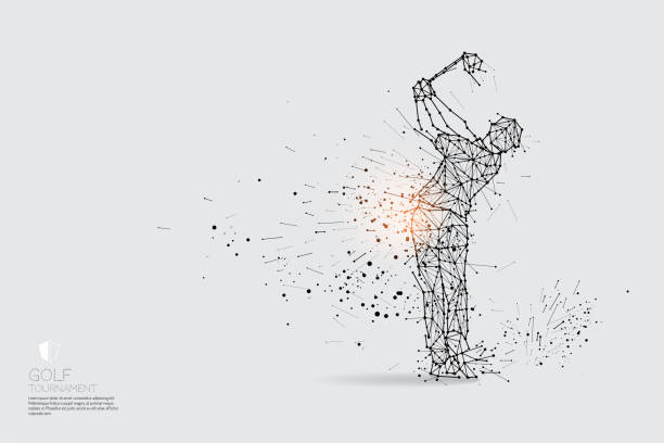 Best Golfer Illustrations, Royalty-Free Vector Graphics