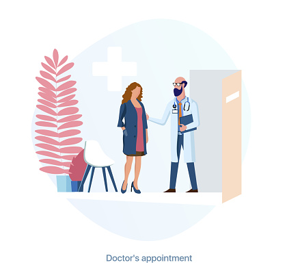 The patient came to see a family doctor