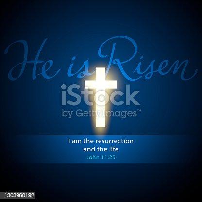 istock The Resurrection of Christ 1303960192