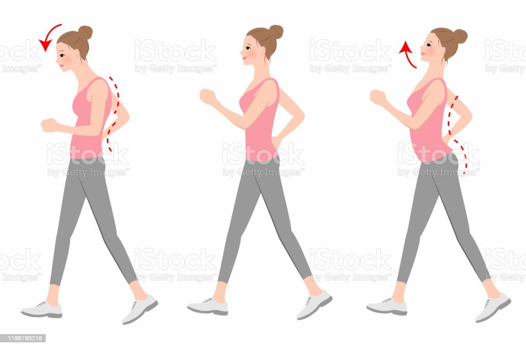 the right way to walk stock illustration download image now istock the right way to walk stock illustration download image now istock
