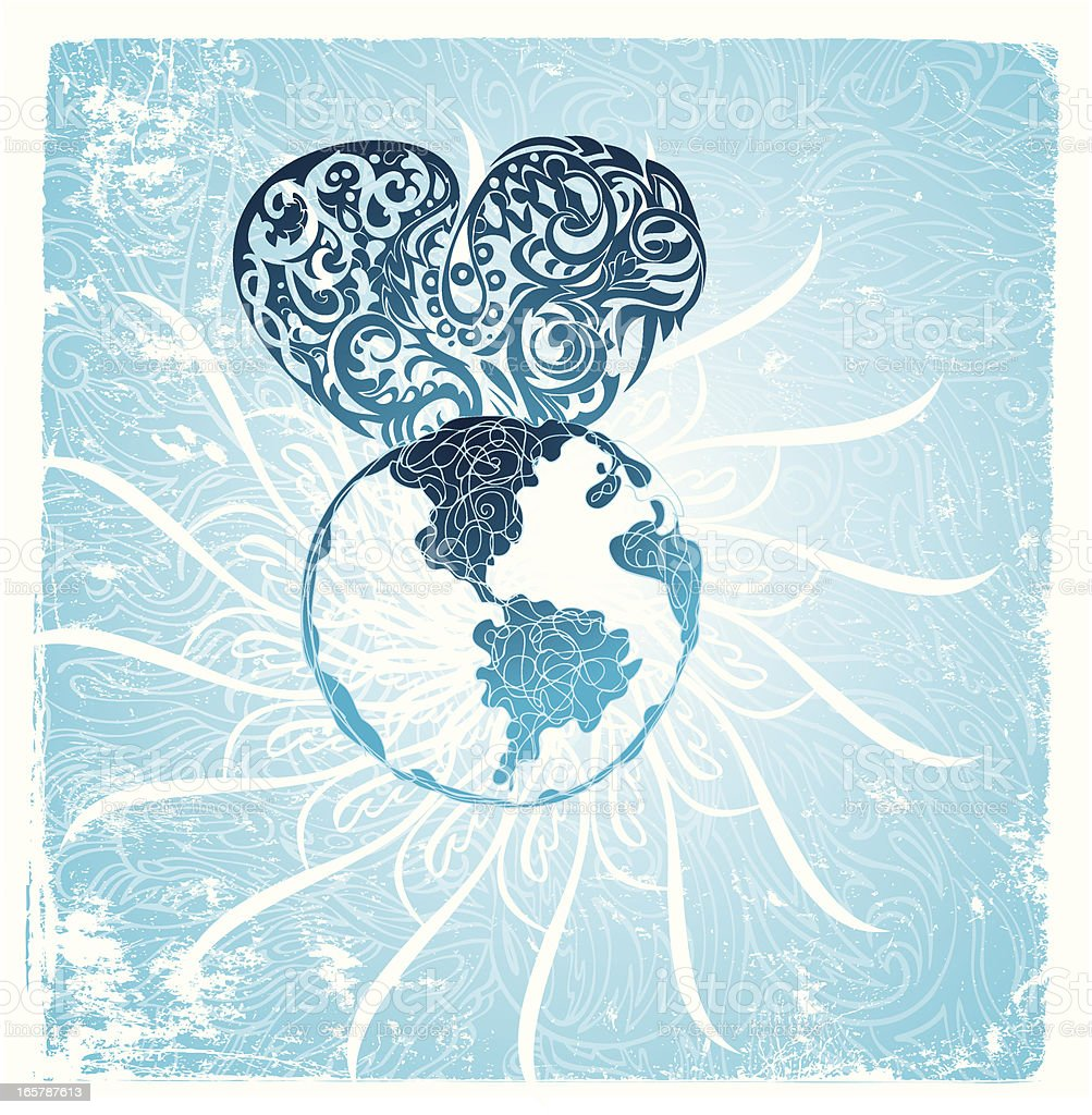 the rising of humanity's heart royalty-free the rising of humanitys heart stock vector art & more images of affectionate