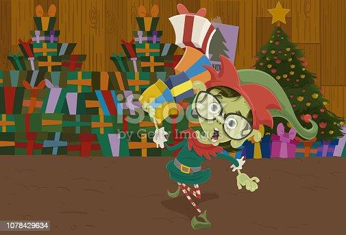 The Rush Elf (Christmas presents)