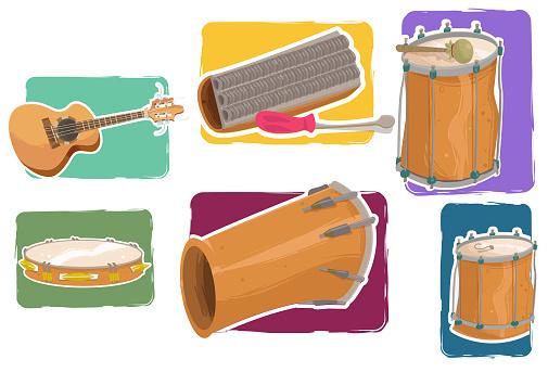 The Samba Instruments