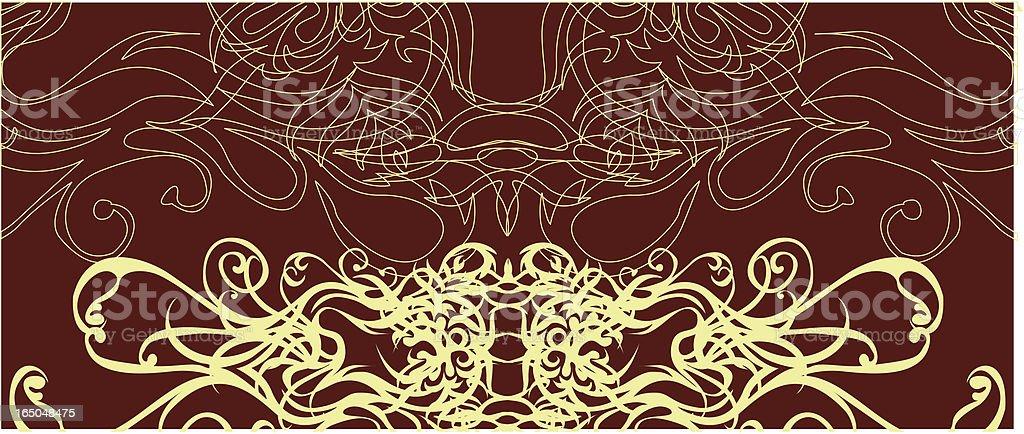 the snakepit vector art illustration