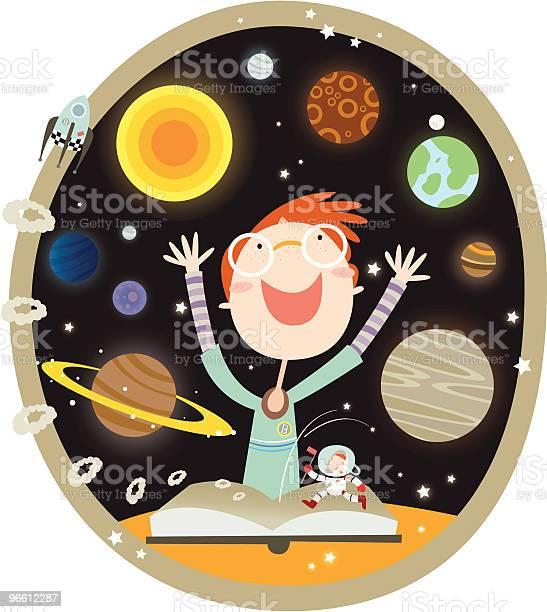 The Solar System-vektorgrafik och fler bilder på Astronomi