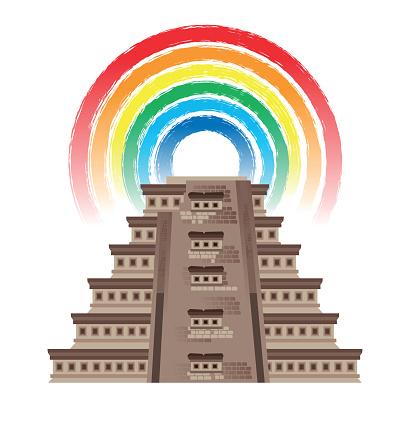 The Tajin, Papantla Pyramid