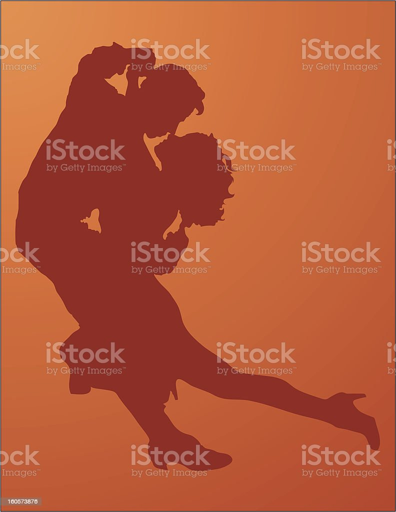 the Tango royalty-free the tango stock vector art & more images of adult