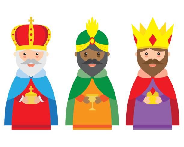 Imagenes Sobre Reyes Magos.Coronas Reyes Magos Vectores Libres De Derechos Istock