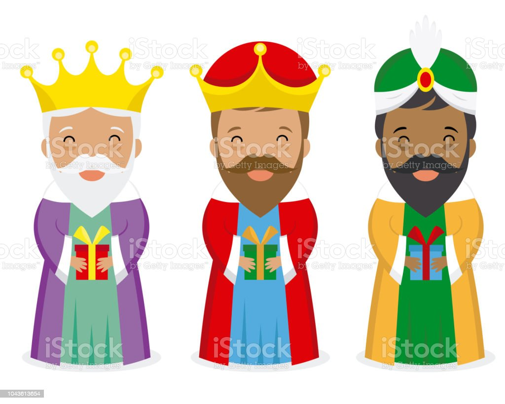 Royalty Free Reyes Clip Art, Vector Images & Illustrations