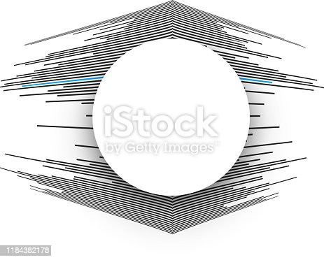 The minimalistic vector illustration of the editable layout of flyer, banner design templates. Abstract big data visualization concept backgrounds with lines