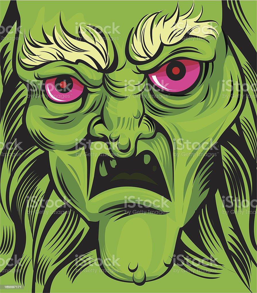 Brujas la cara ilustración de brujas la cara y más banco de imágenes de adulto libre de derechos