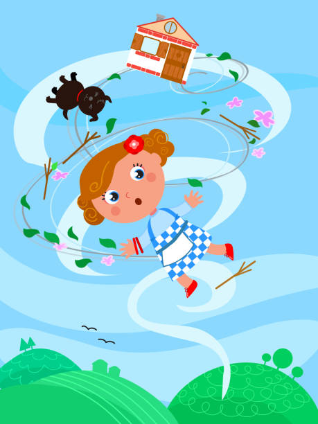 Royalty Free The Wizard Of Oz Clip Art Vector Images