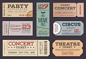 Theater and cinema Tickets & Coupons.