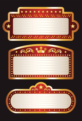 Theater Marquee Collection