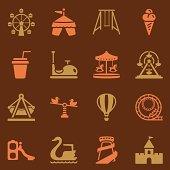 Theme Park Icons - Background