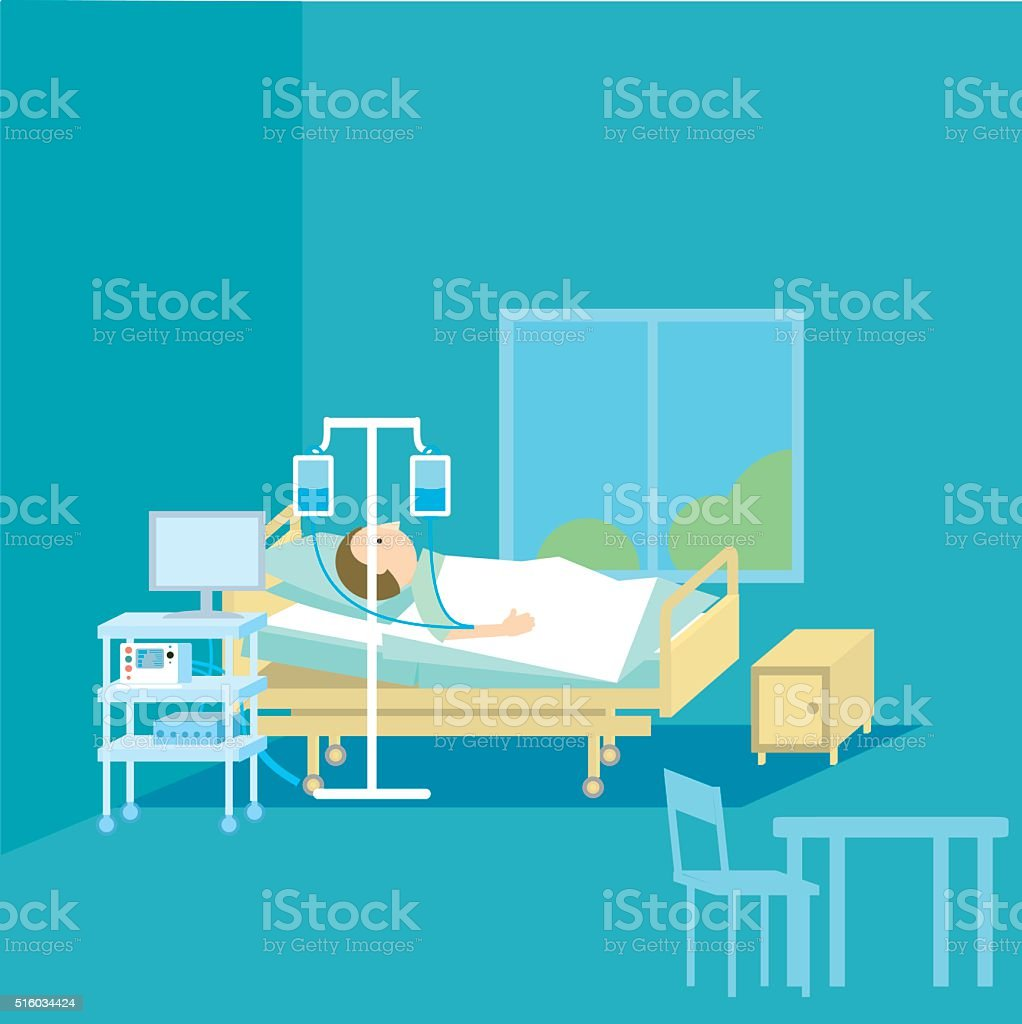 therapy medical simple vector illustration vector art illustration