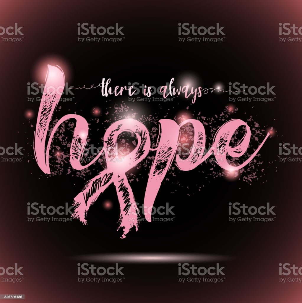 Breast Cancer Inspirational Quotes There Is Always Hope Inspirational Quote About Breast Cancer