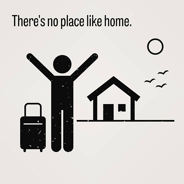 "an analysis of theres is no place like home ""finally, let us never forget,"" the president said, ""the world has many places, many dreams and many roads, but in all of the world there's no place like home."