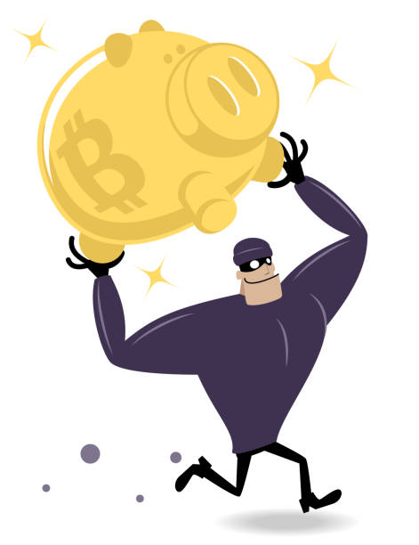 ビットコイン ハッカー 時間泥棒