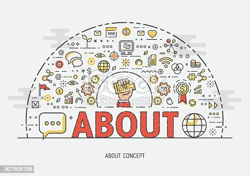 istock Thin Concept - About 907808198