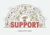 Thin Concept - Support