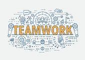 Thin Concept - Teamwork