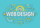 Thin Concept - Web Design