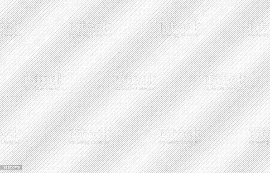 thin Gray diagonal stripes vector background - Grafika wektorowa royalty-free (Bez ludzi)