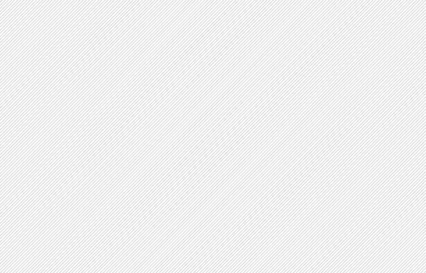 cienkie szare ukośne paski wektorowe tło - chudy stock illustrations