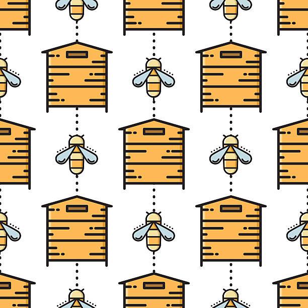 Top 60 Beeline Clip Art, Vector Graphics and Illustrations ... (612 x 612 Pixel)