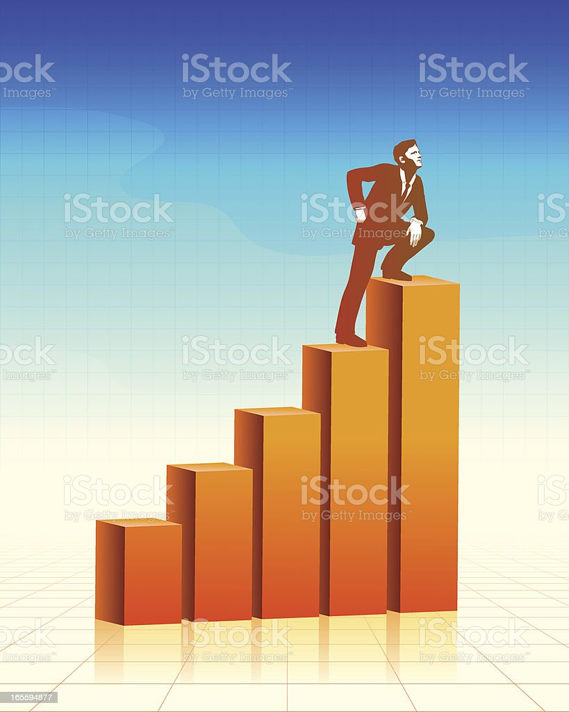 Think Big royalty-free stock vector art