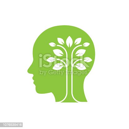 think green. eps 10 vector file